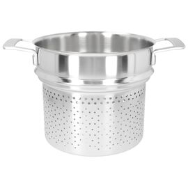 Demeyere Industry 5-Ply, 270.5-oz Pasta insert, 18/10 Stainless Steel