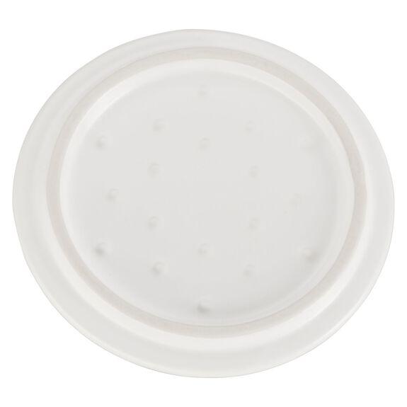 3-pc Mini Round Cocotte Set - Matte White,,large 3