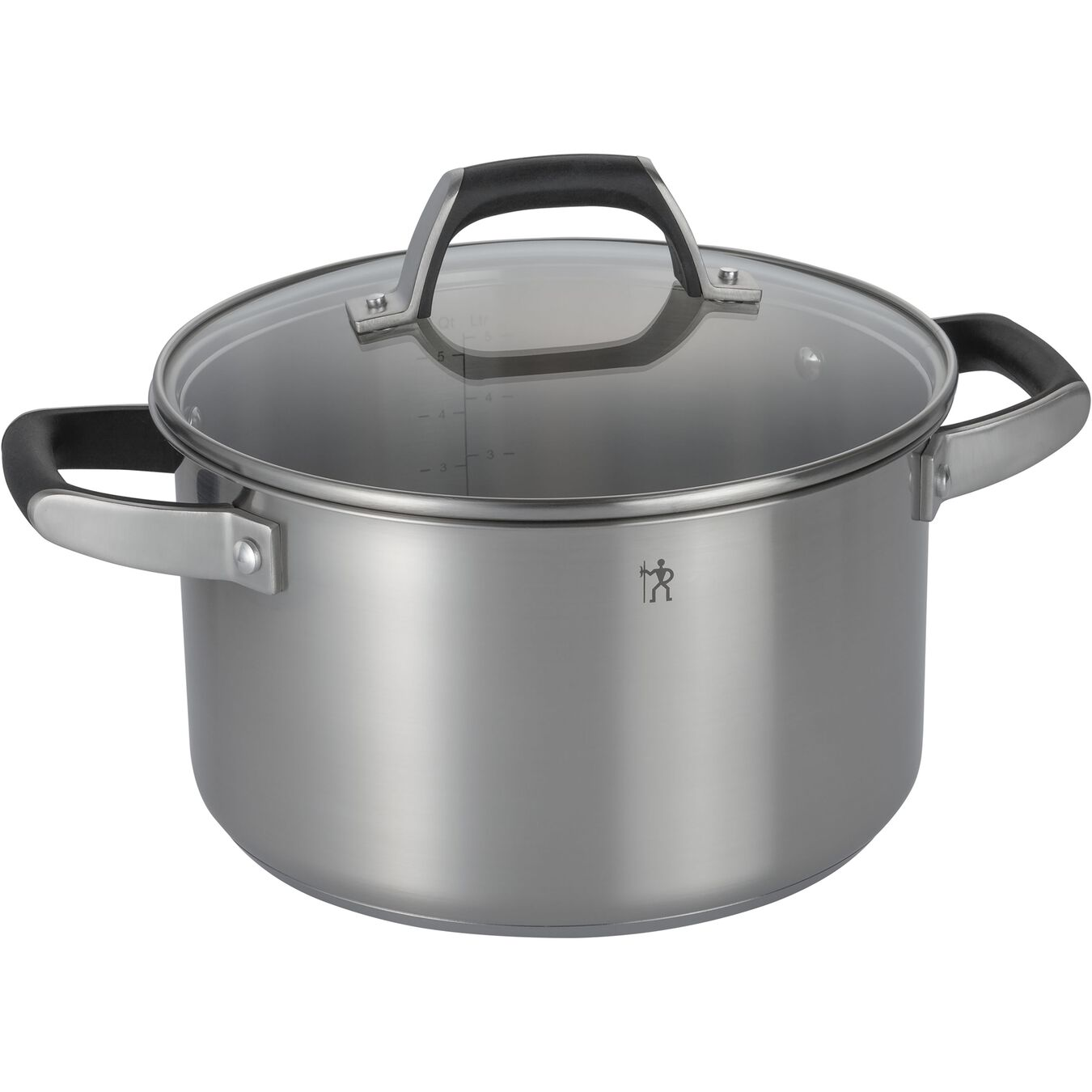 6 l 18/10 Stainless Steel Stock pot,,large 1