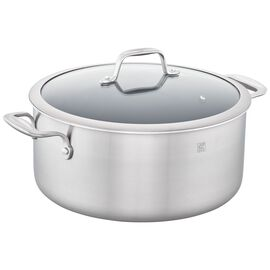 ZWILLING Spirit Ceramic Nonstick, 8 qt Stock pot, 18/10 Stainless Steel