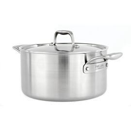 ZWILLING Sol II coated, 24-cm-/-9.5-inch Ceramic Stock pot