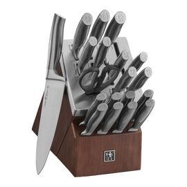 Henckels International Graphite, 20-pc Self-Sharpening Knife Block Set