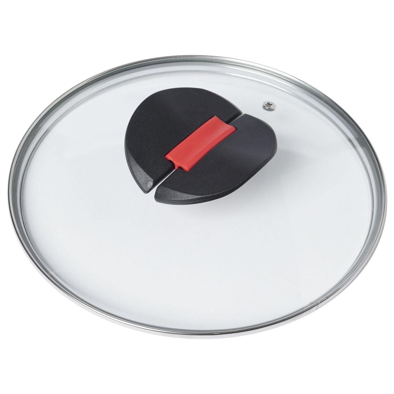 Deckel, 24 cm | rund | Glas,,large 2