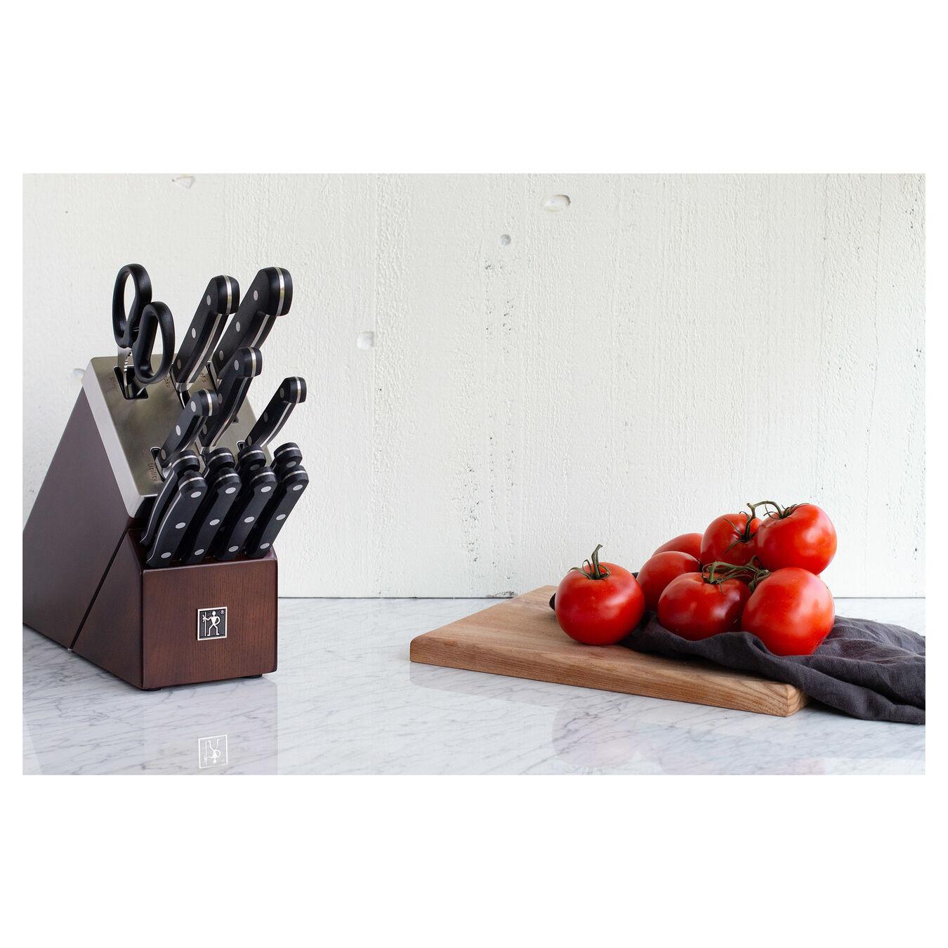 15-pc, Self Sharpening Knife Block Set,,large 3