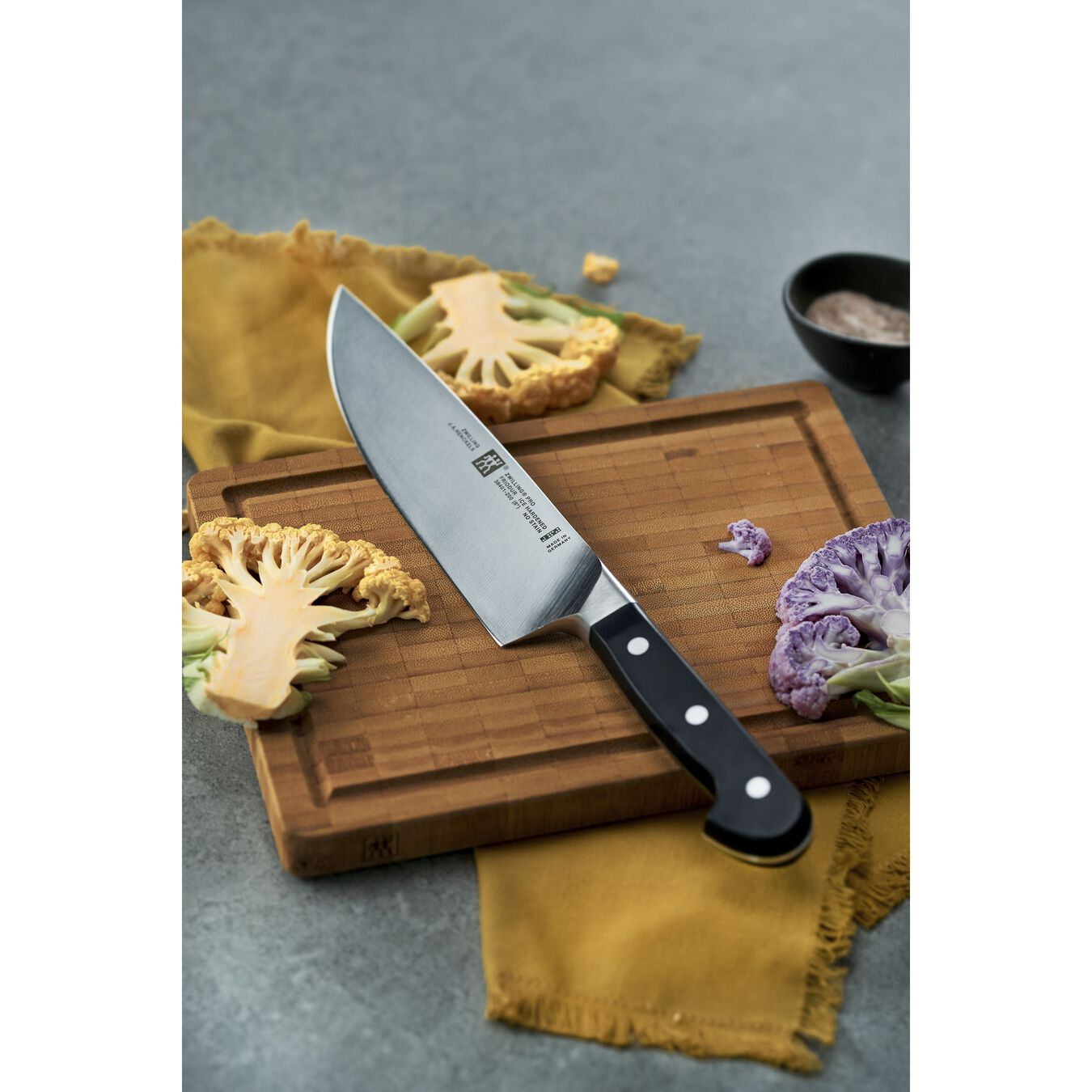 Kochmesser 20 cm, (keine spezielle Farbe), Kunststoff,,large 4