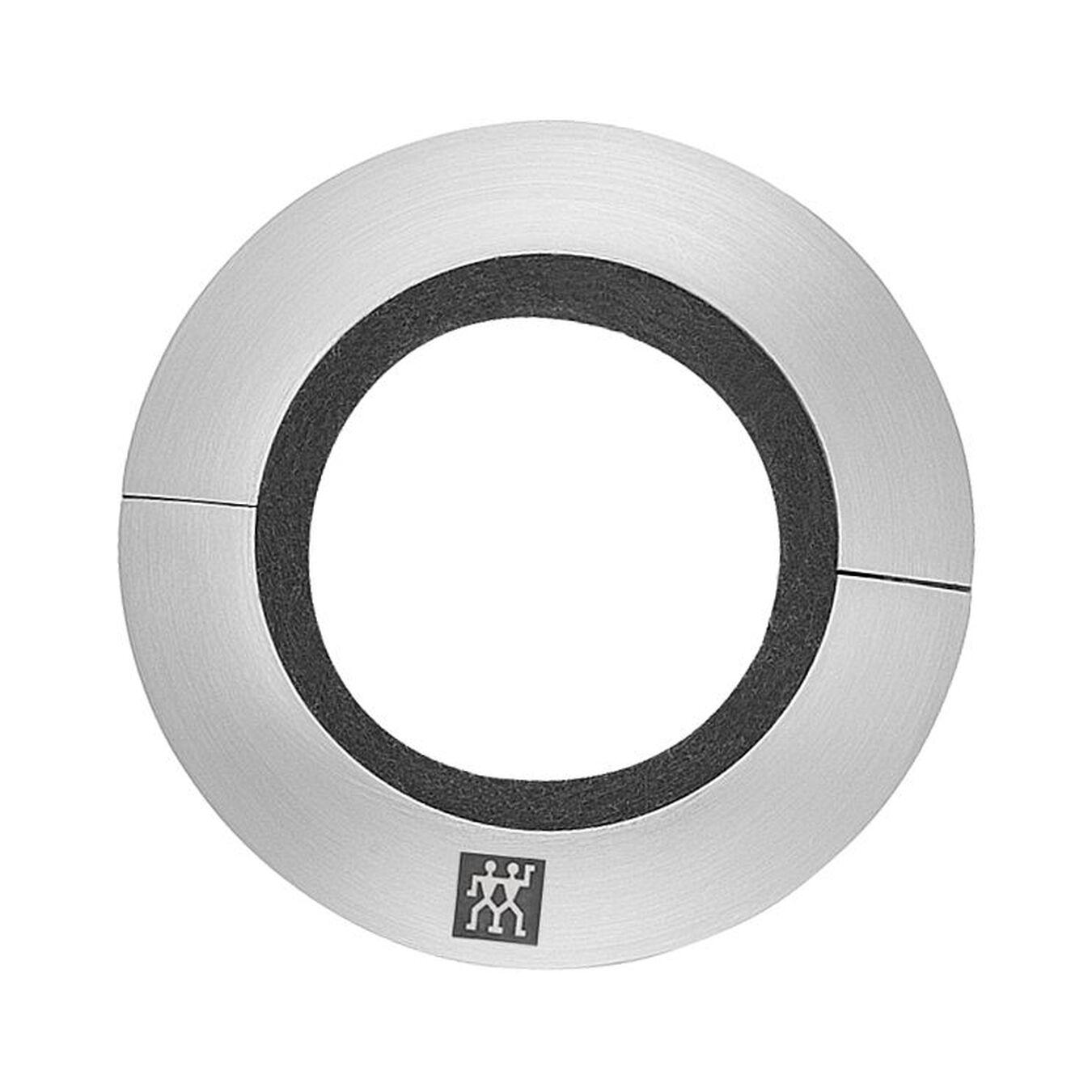 Salvagoccia - 5 cm, acciaio inox,,large 1