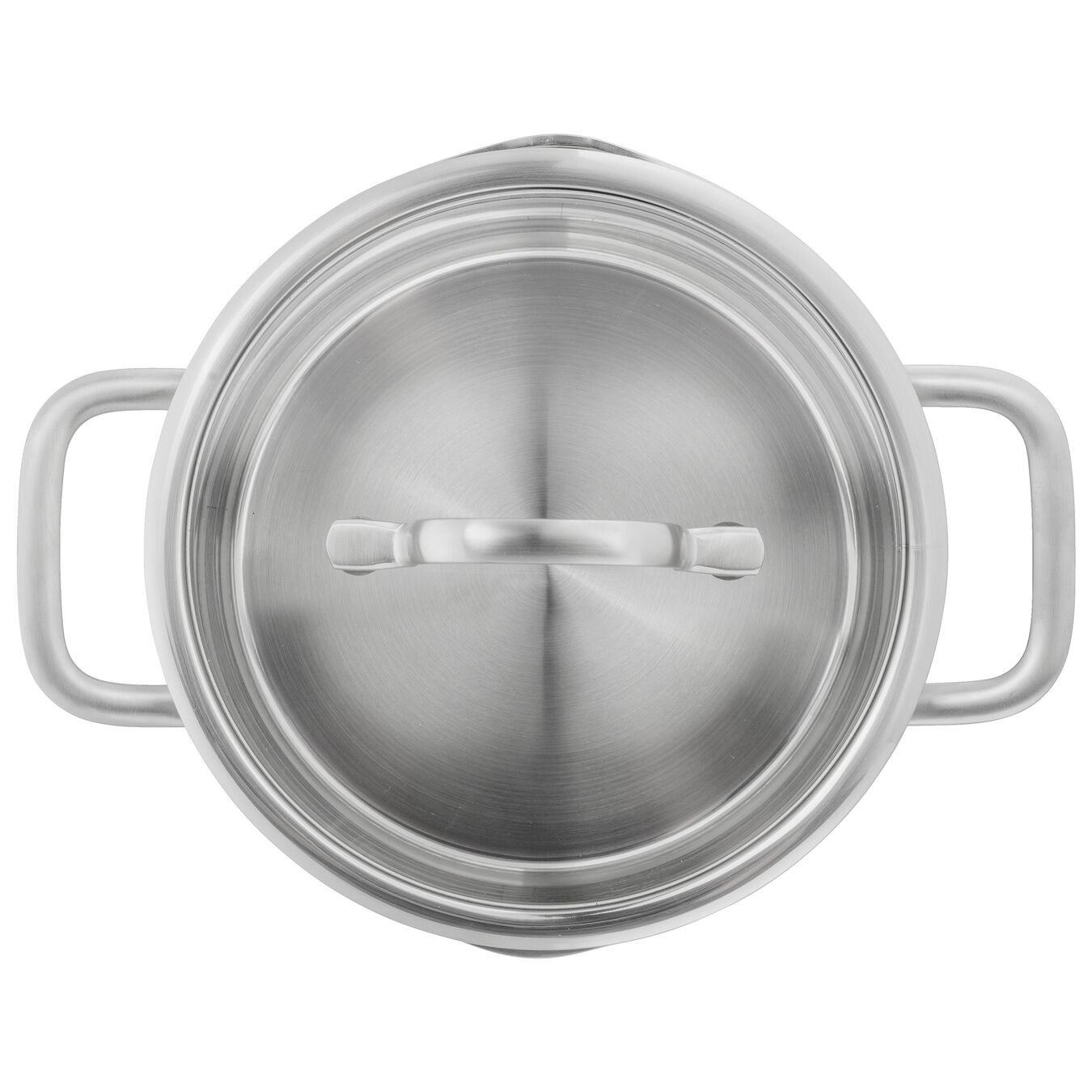 9 Piece Cookware Set , 5 Piece | round | stainless steel,,large 2