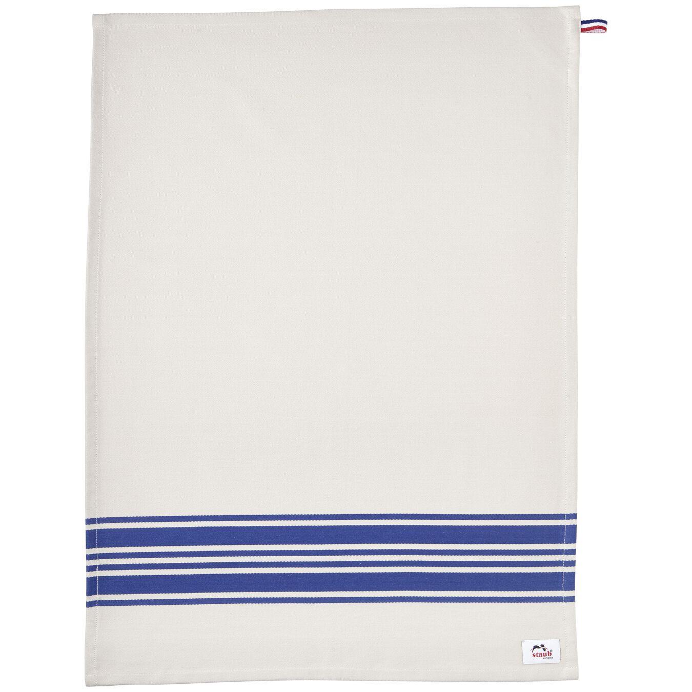 70 cm x 50 cm Cotton Torchon de cuisine, Blue,,large 6