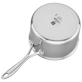 ZWILLING Spirit Stainless, 3-ply 3-qt Stainless Steel Saucepan
