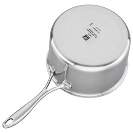 ZWILLING Spirit Stainless, 3-ply 4-qt Stainless Steel Saucepan