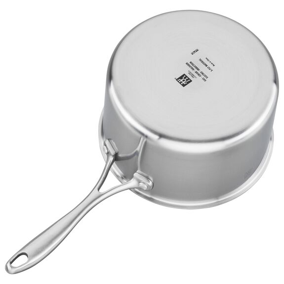 3-ply 3-qt Stainless Steel Saucepan,,large