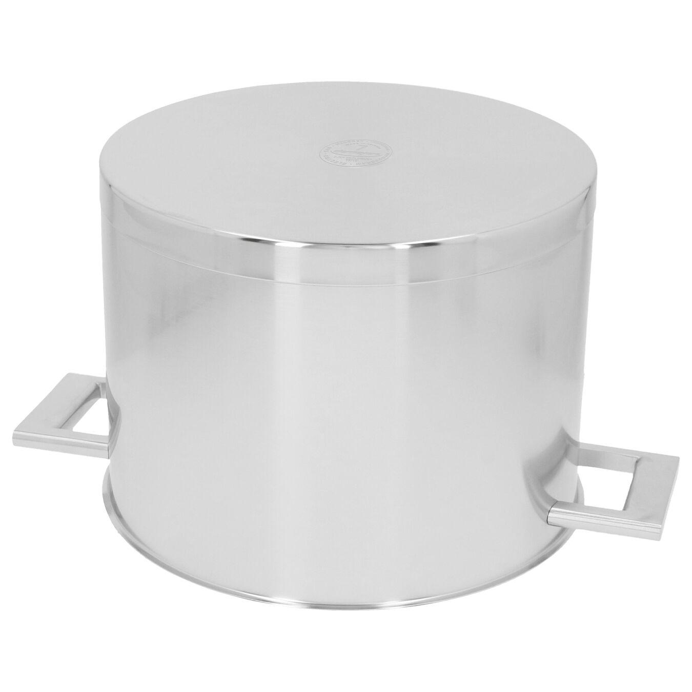 Derin Tencere çift çıdarlı kapak | 18/10 Paslanmaz Çelik | 24 cm,,large 4