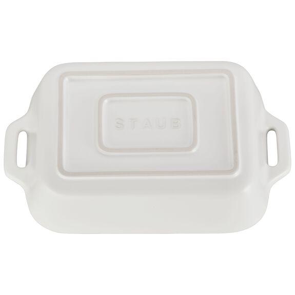 8-x-6.3-inch Ceramic Oven dish,,large 3