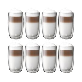 ZWILLING Sorrento, 8 Piece Latte glass set - Buy 6 Get 8
