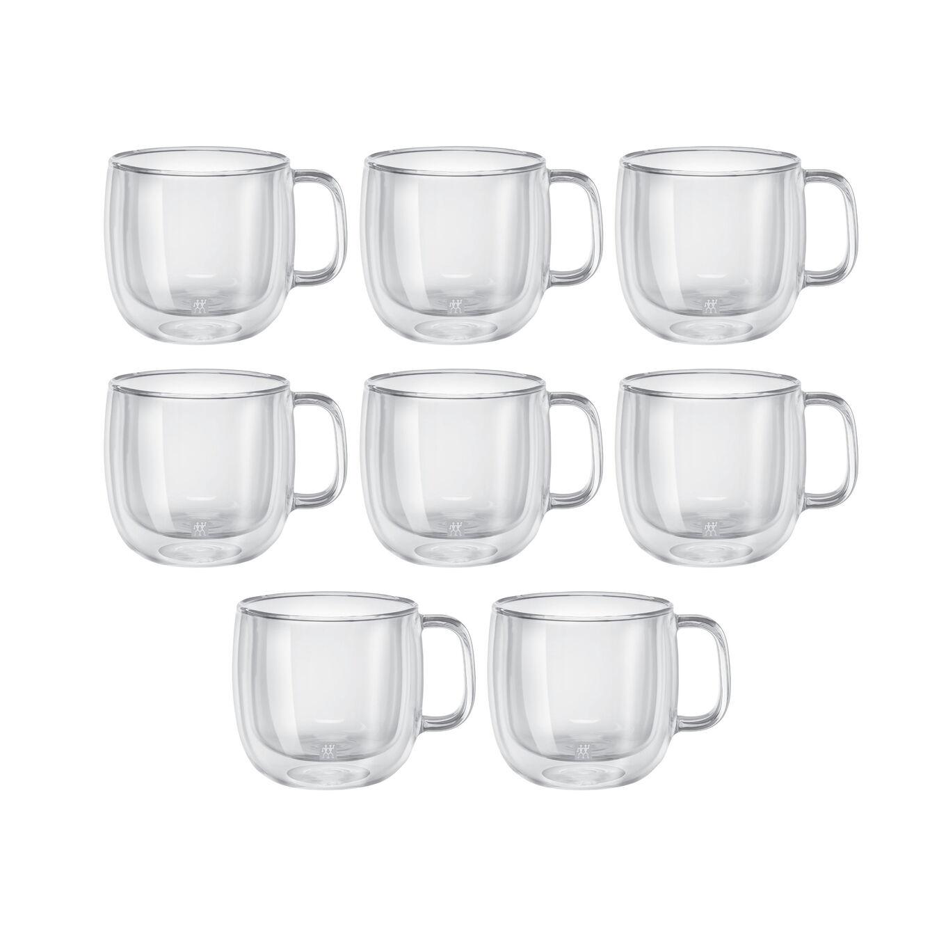 8 Piece Cappuccino set - Buy 6 Get 8,,large 1