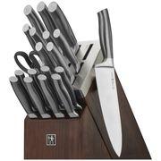 Henckels International Graphite, Graphite 20-pc Self-Sharpening Block Set