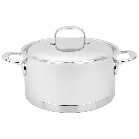 5.5-qt Stainless Steel Dutch Oven,,large