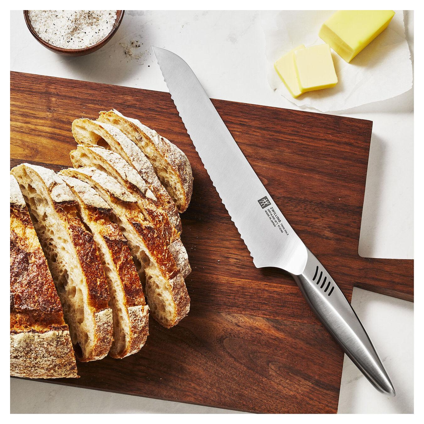 Brotmesser 20 cm, Edelstahl,,large 2
