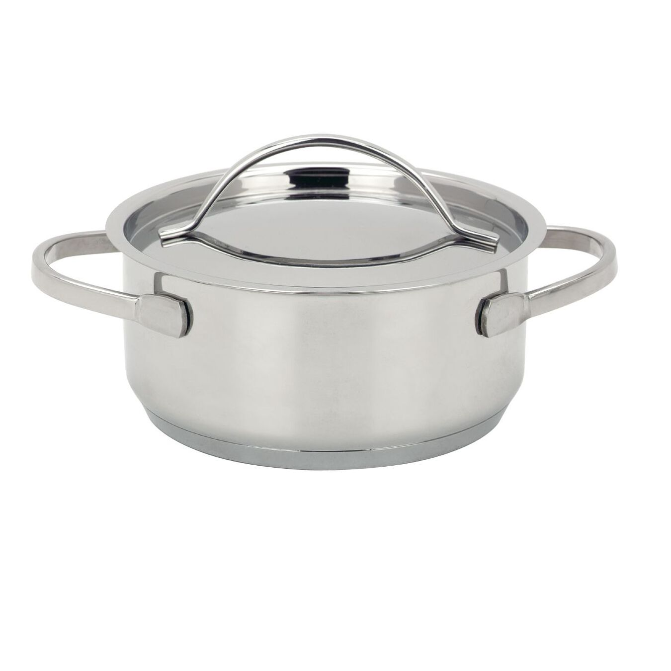4-pc Stainless Steel Mini Dutch Oven Set,,large 2