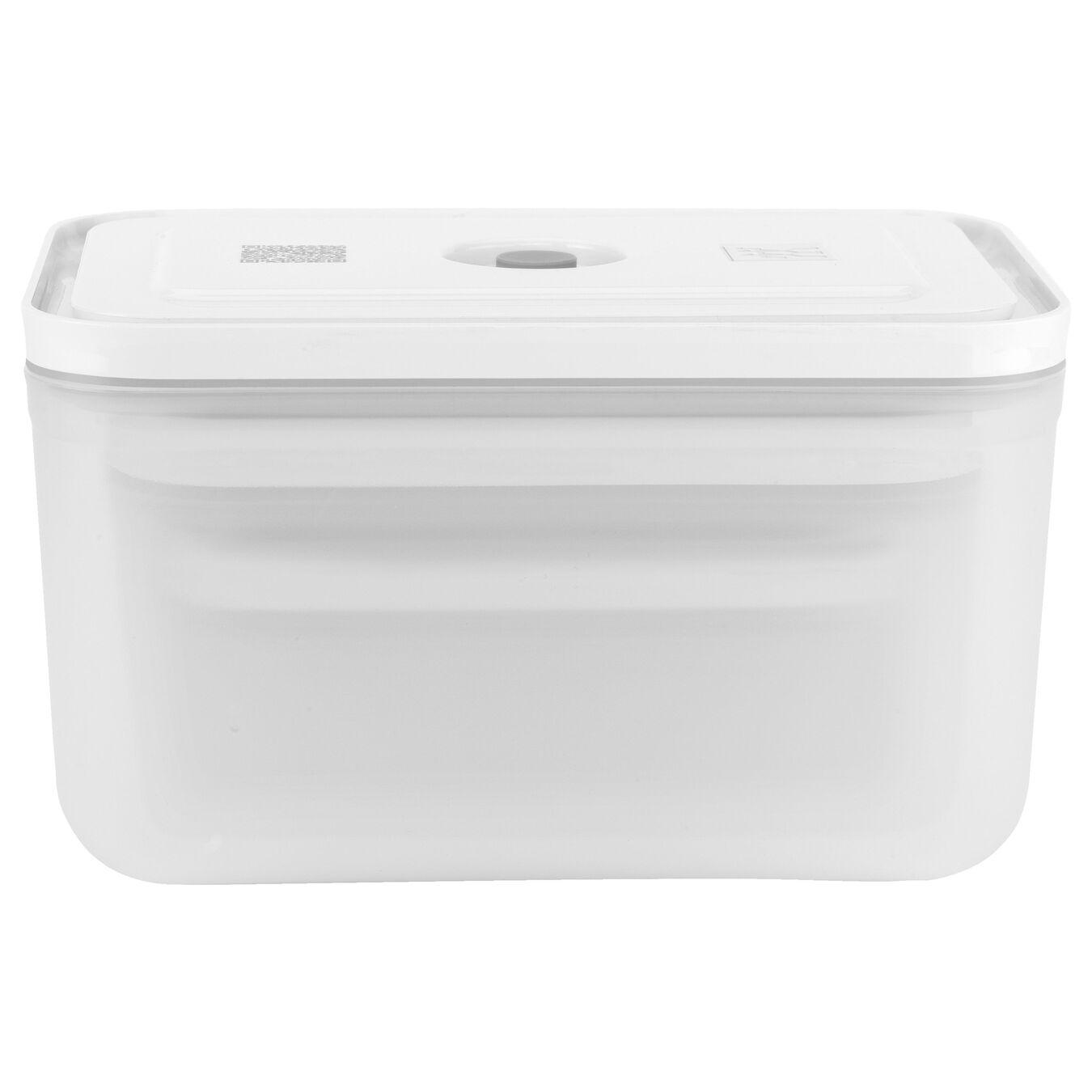 3-pc Vacuum Container, plastic, white,,large 2