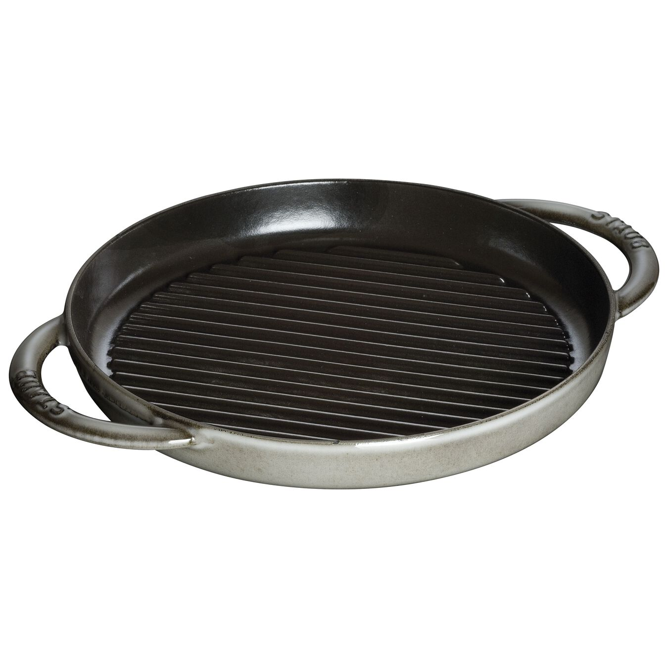 10-inch, Pure Grill, graphite grey,,large 1