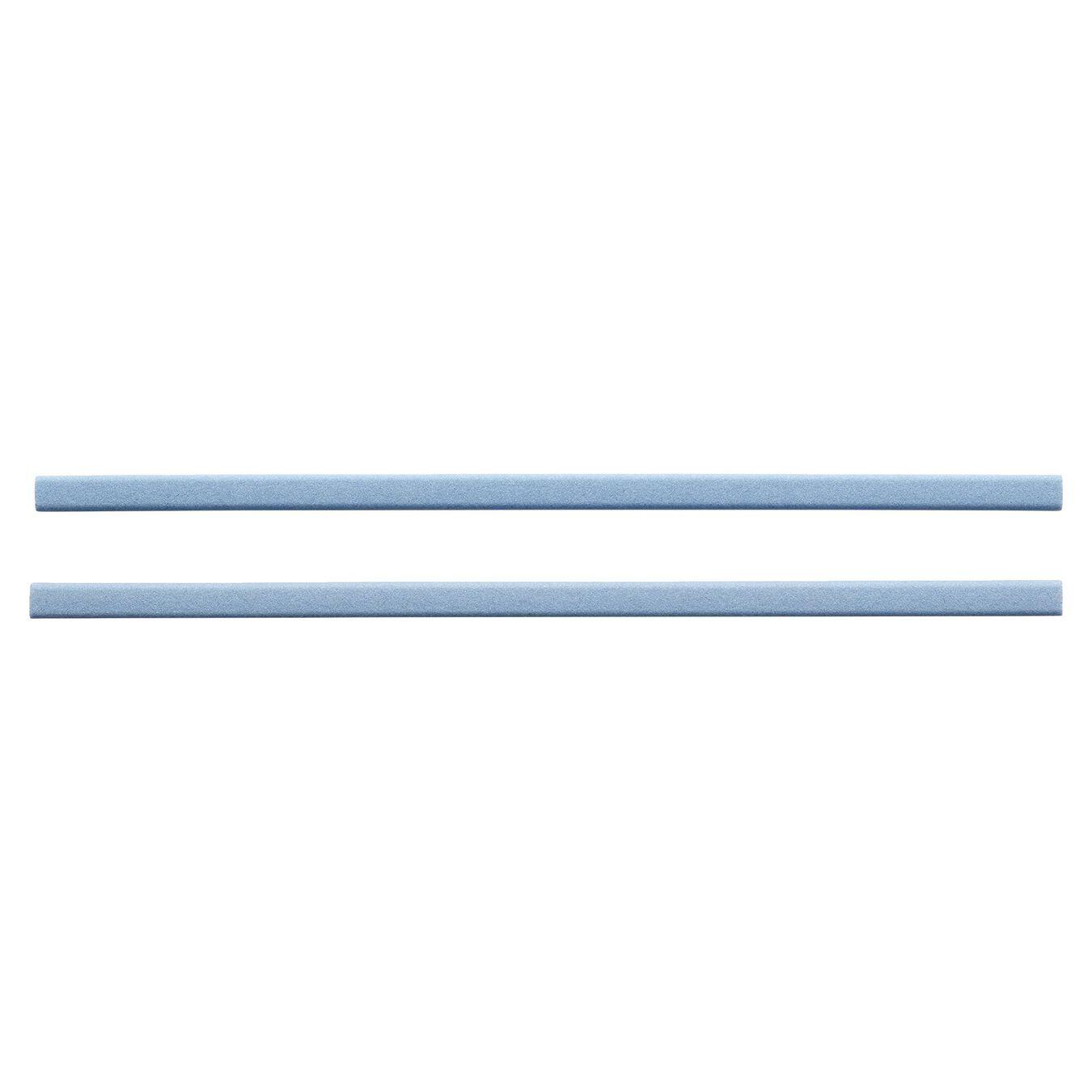 Hastes cerâmicas grão 150 - 2 un para afiador V-edge, 2 cm | Azul | Cerâmica,,large 1