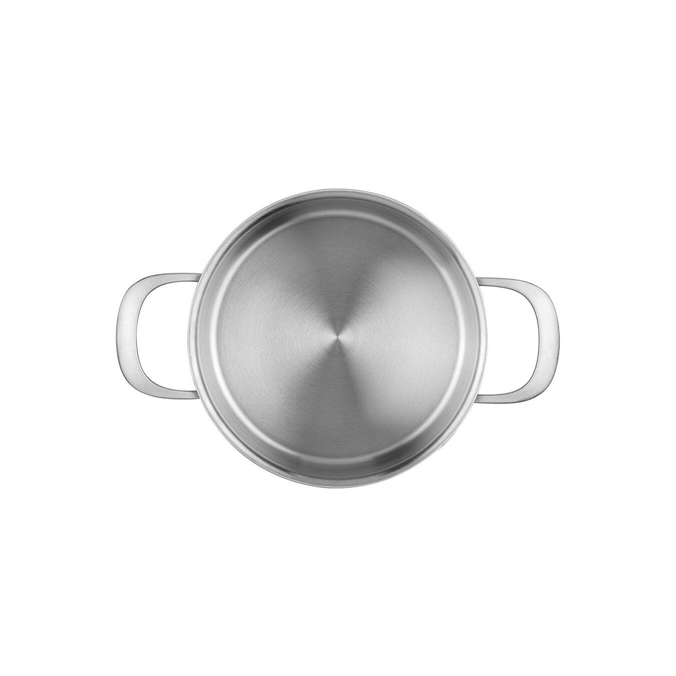Casseruola - 16 cm, 18/10 acciaio inossidabile,,large 4