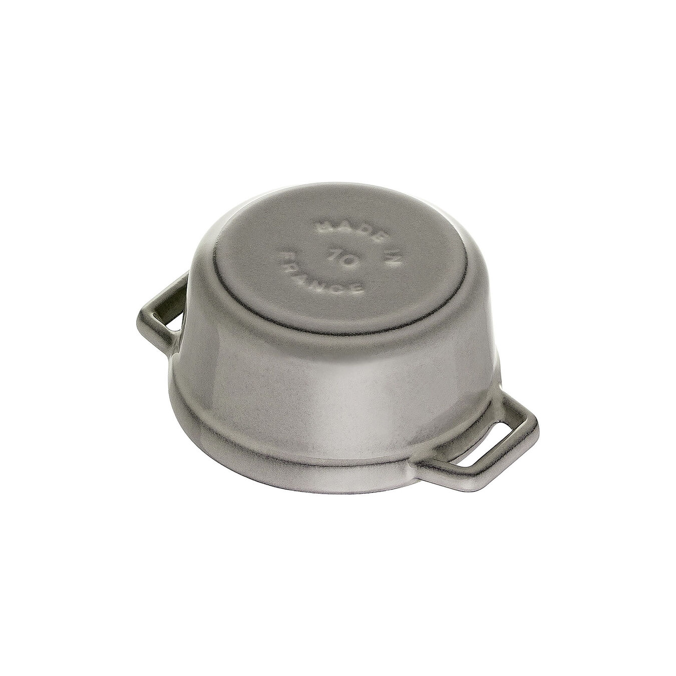 0.275 qt, Mini Cocotte, graphite grey,,large 4