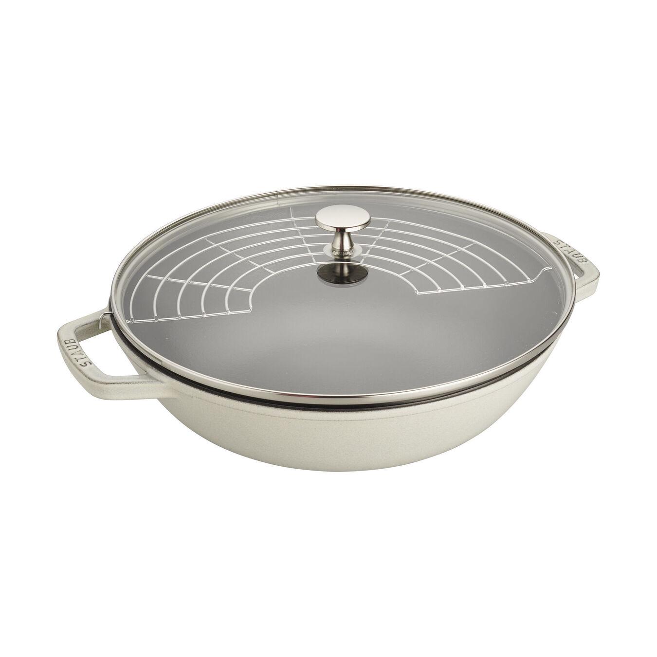 4.5-qt Perfect Pan - White Truffle,,large 1