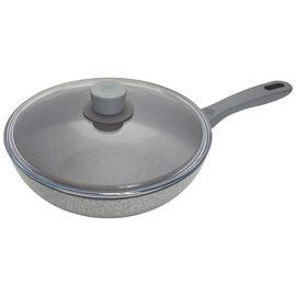 BALLARINI Parma Plus, 11-inch Aluminum Nonstick Stir Fry Pan