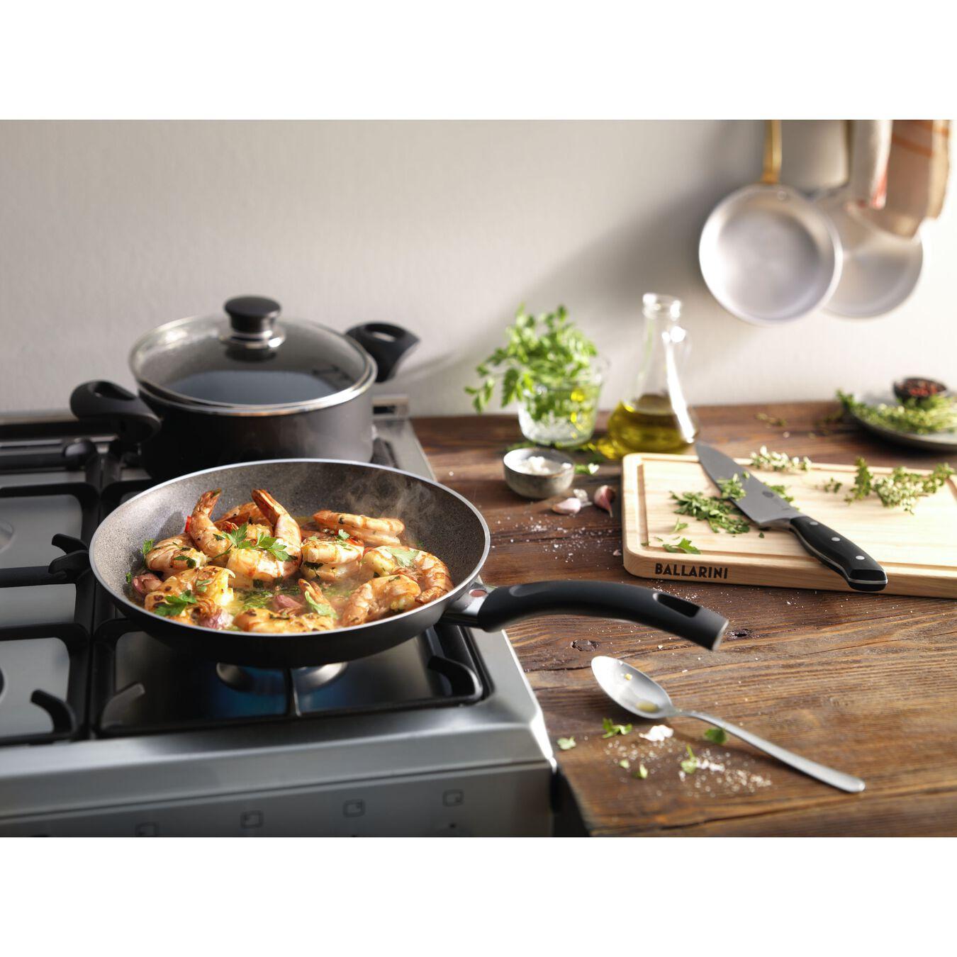 28 cm / 11 inch Aluminum Frying pan,,large 2