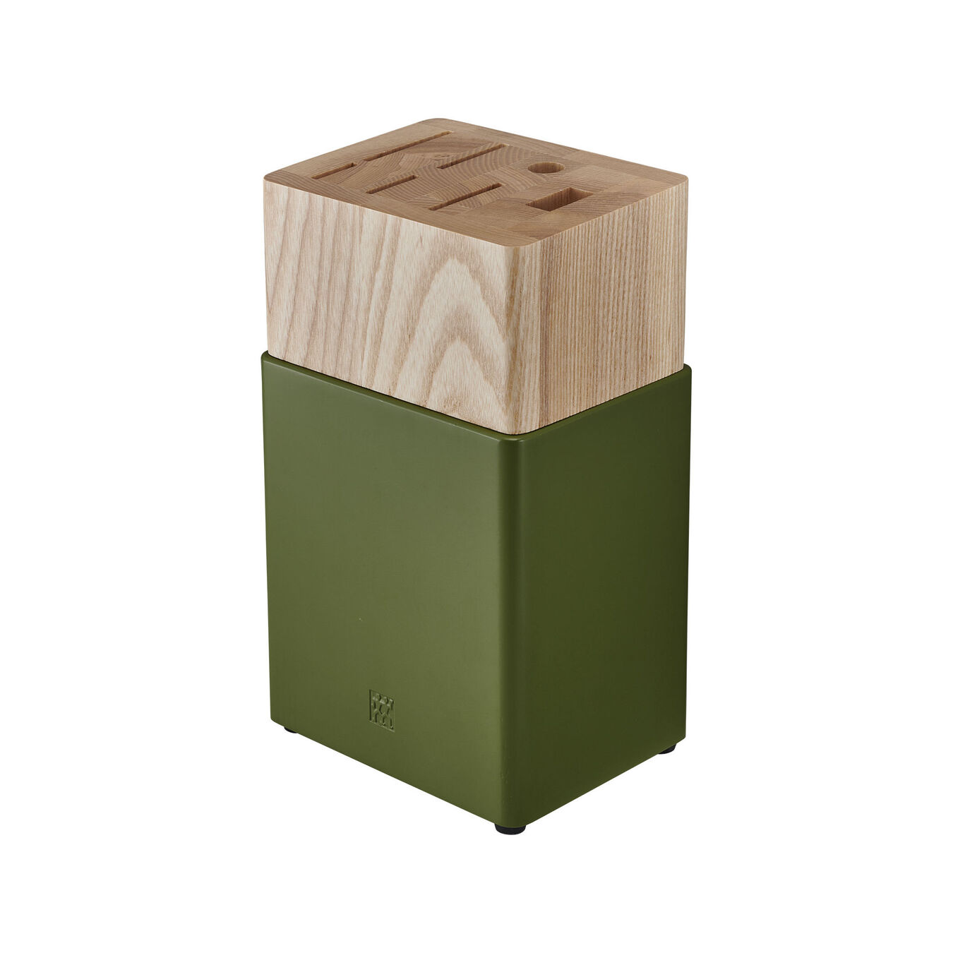 6-pc Knife Block Set - Lime Green,,large 3