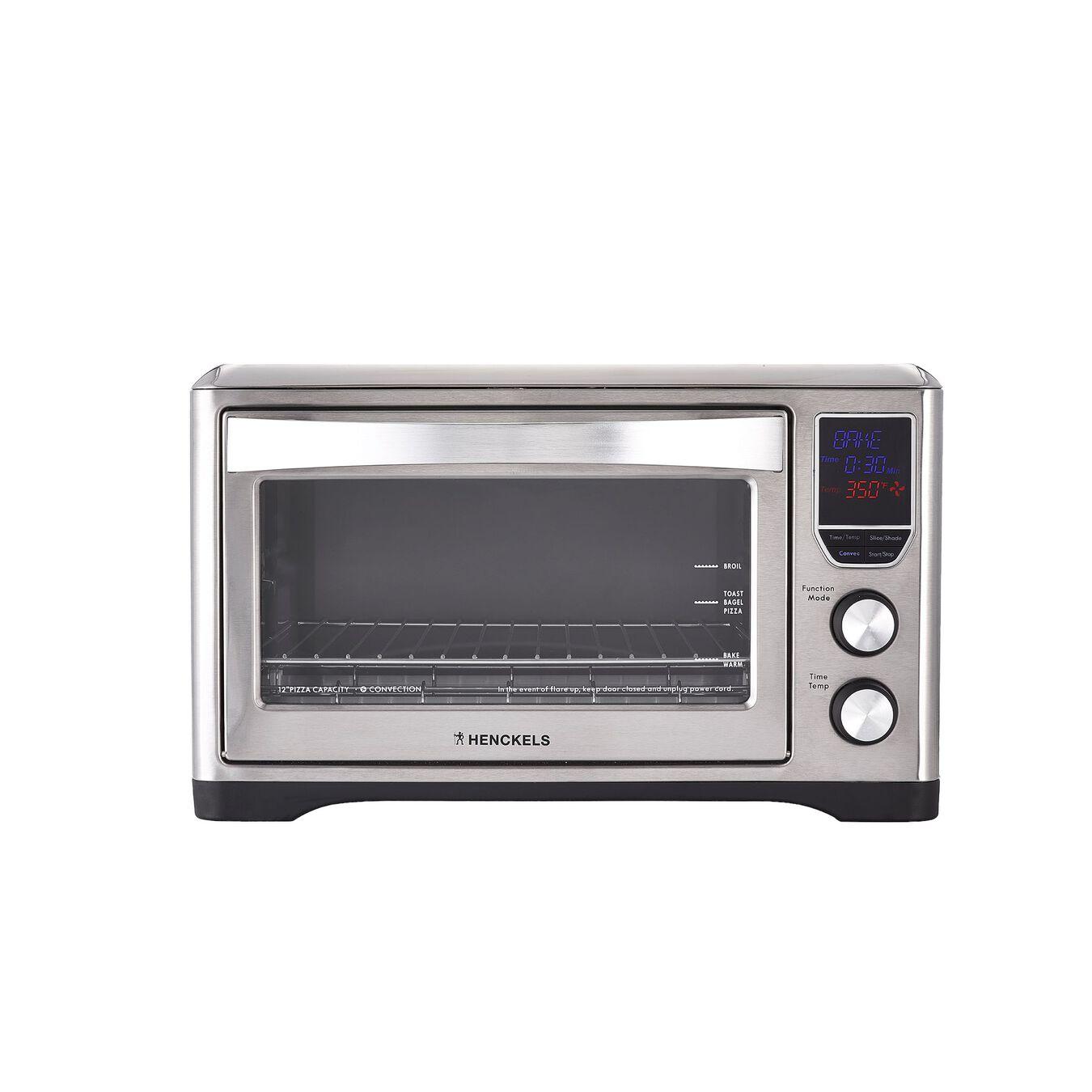 Mini oven, Silver-Black | US/CA,,large 1