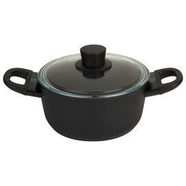 BALLARINI Avola,  Aluminum Stock pot with glass lid
