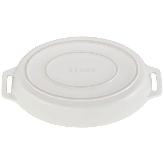 11.5-inch Ceramic Oven dish,,large
