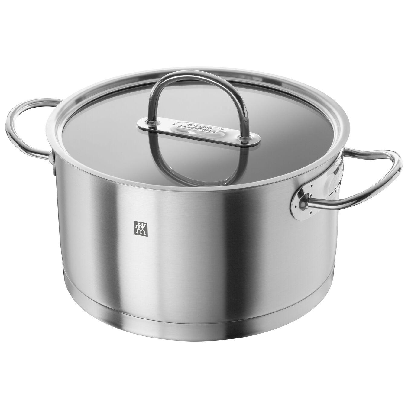 Ensemble de casseroles 5-pcs, Inox 18/10,,large 7