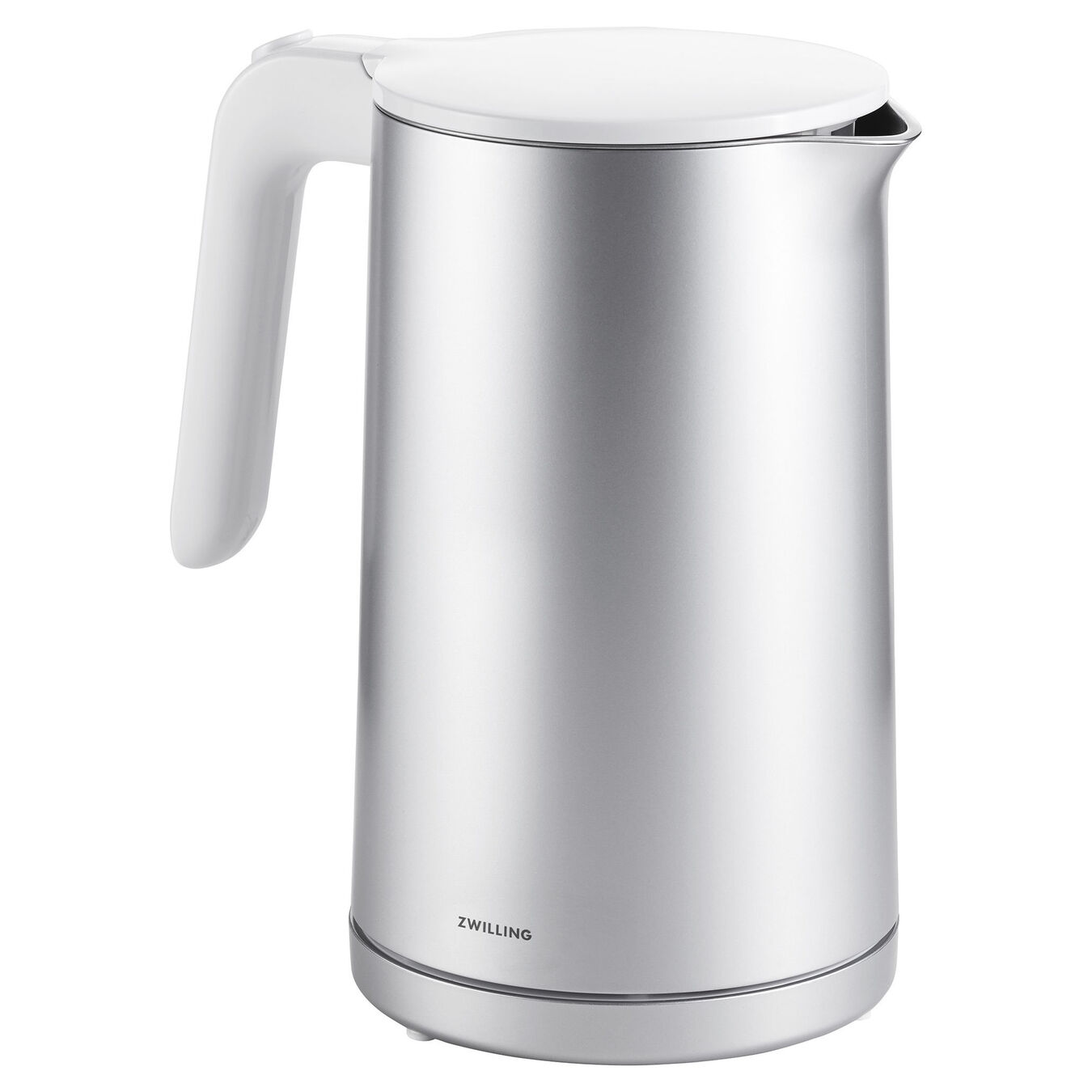 Electric kettle, Plastic | Silver | US/CA,,large 1