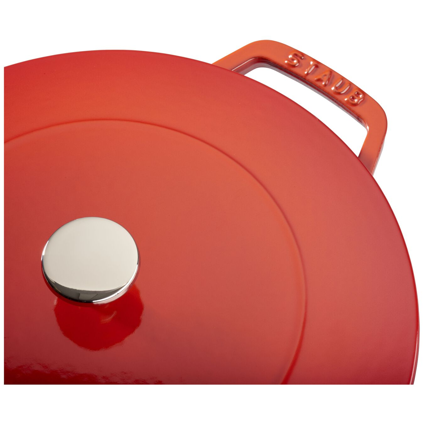 3.75-qt Essential French Oven - Cherry,,large 4