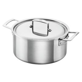 ZWILLING Aurora, 5.5-qt 18/10 Stainless Steel Dutch Oven