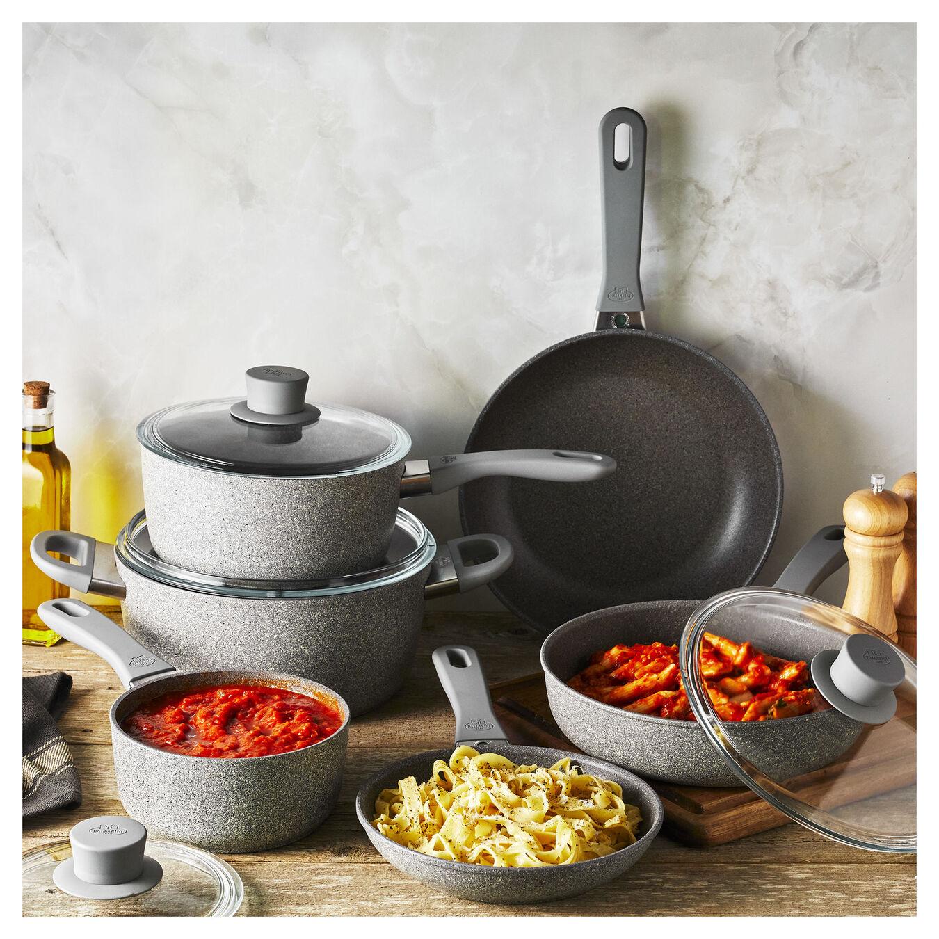 10-pc, Aluminum Nonstick Cookware Set,,large 8
