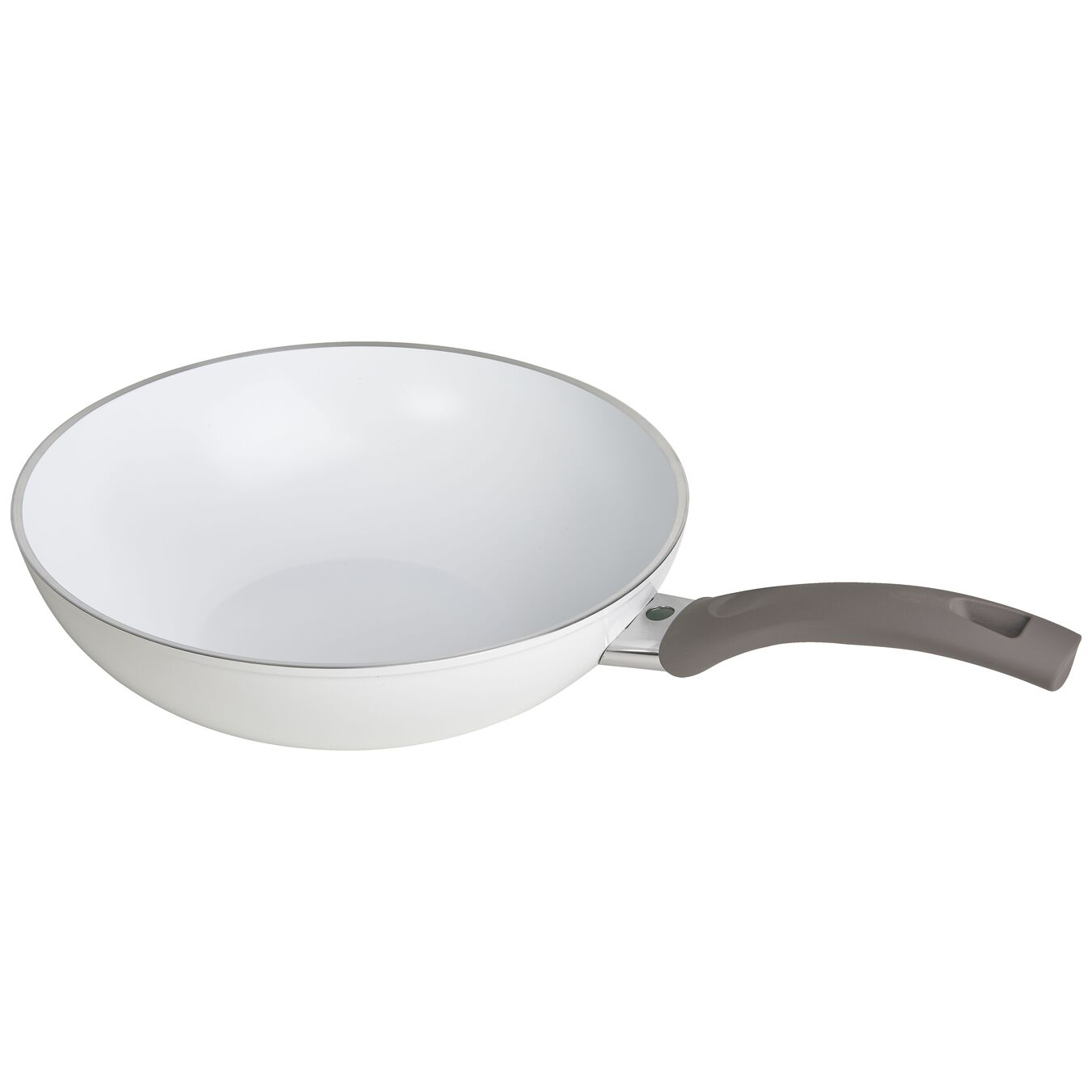 Wok/Gemüse/Pastapfanne 28 cm, Aluminium,,large 1