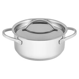 Demeyere Specialties, 4-pc Stainless Steel Mini Dutch Oven Set