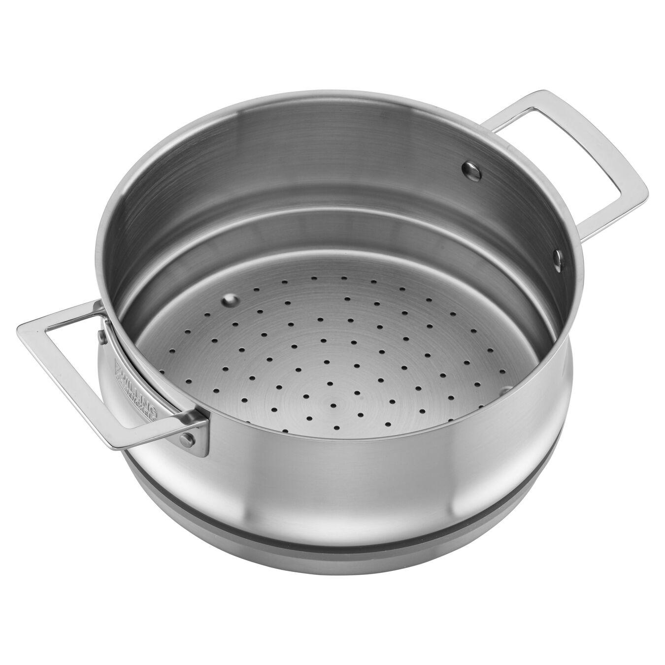 5.5 qt, Steamer insert,,large 5