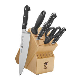 ZWILLING Professional S, 7-pc, Knife block set, natural