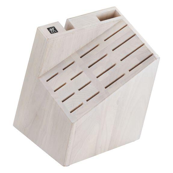 18-slot Knife Block, White, , large