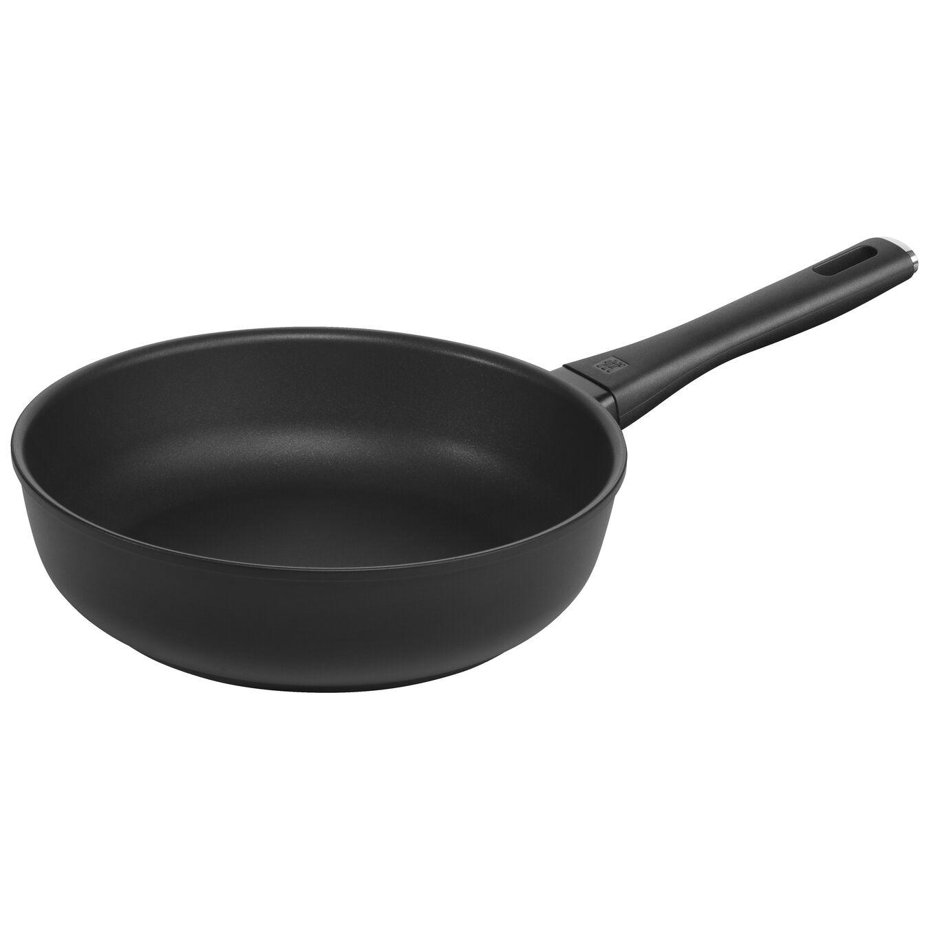 2-pc, aluminium, Non-stick, Deep Fry Pan Set,,large 2