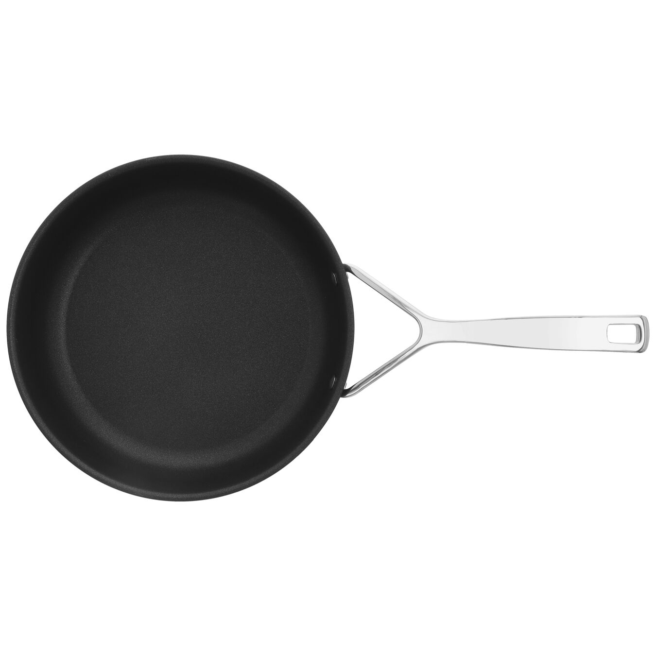 9.5-inch, Aluminium, Non-stick Frying pan high-sided,,large 5