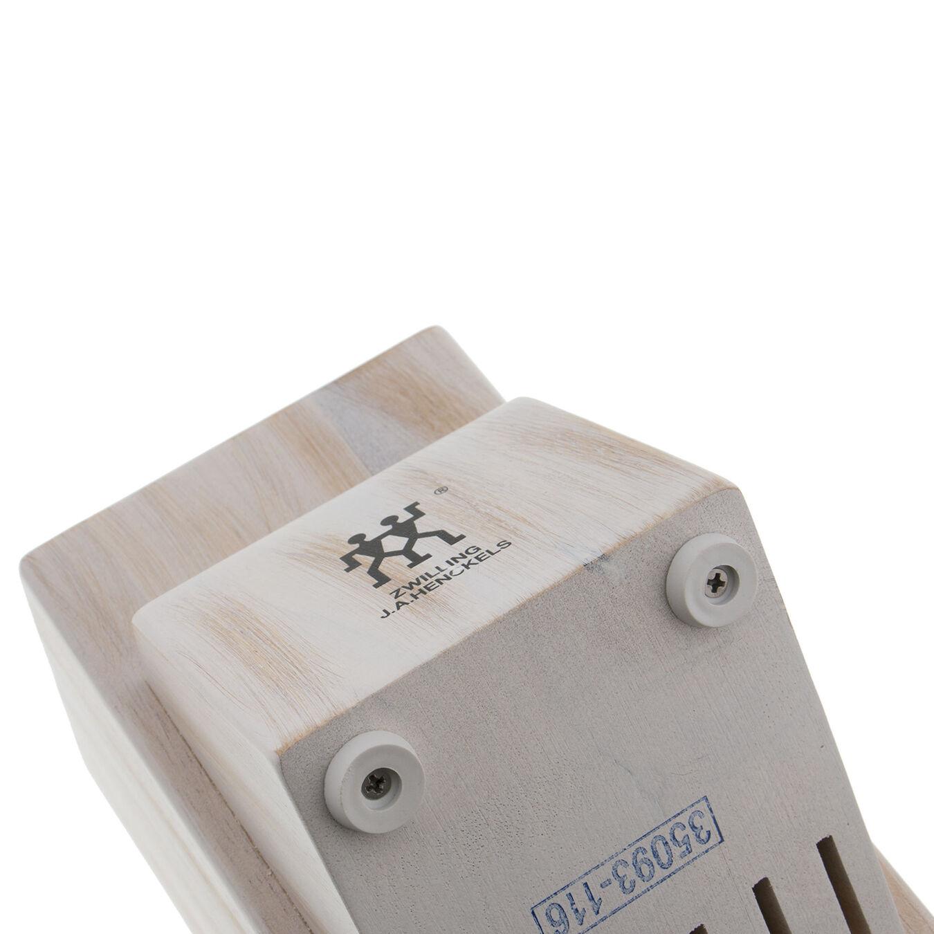 Rustic White 16-slot block,,large 4
