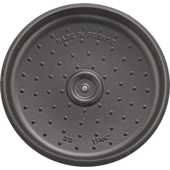 30-cm-/-12-inch Enamel Saute pan,,large 5
