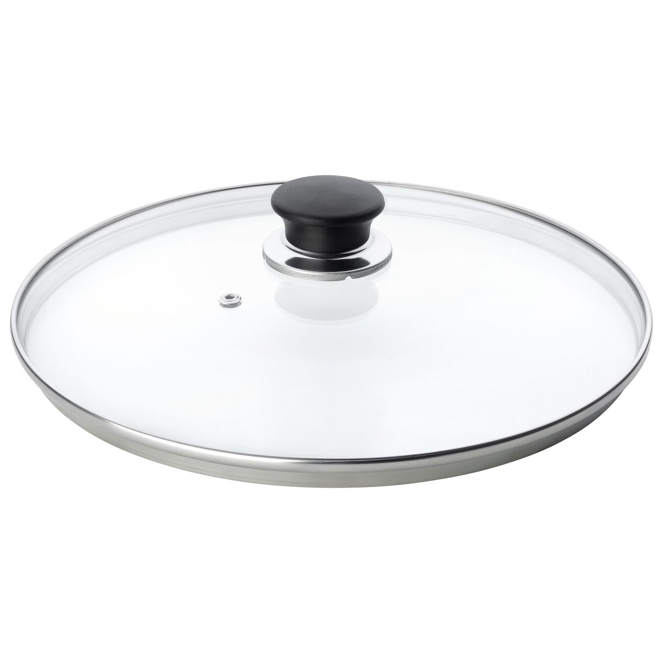 Deckel, 28 cm | rund | Glas,,large 1